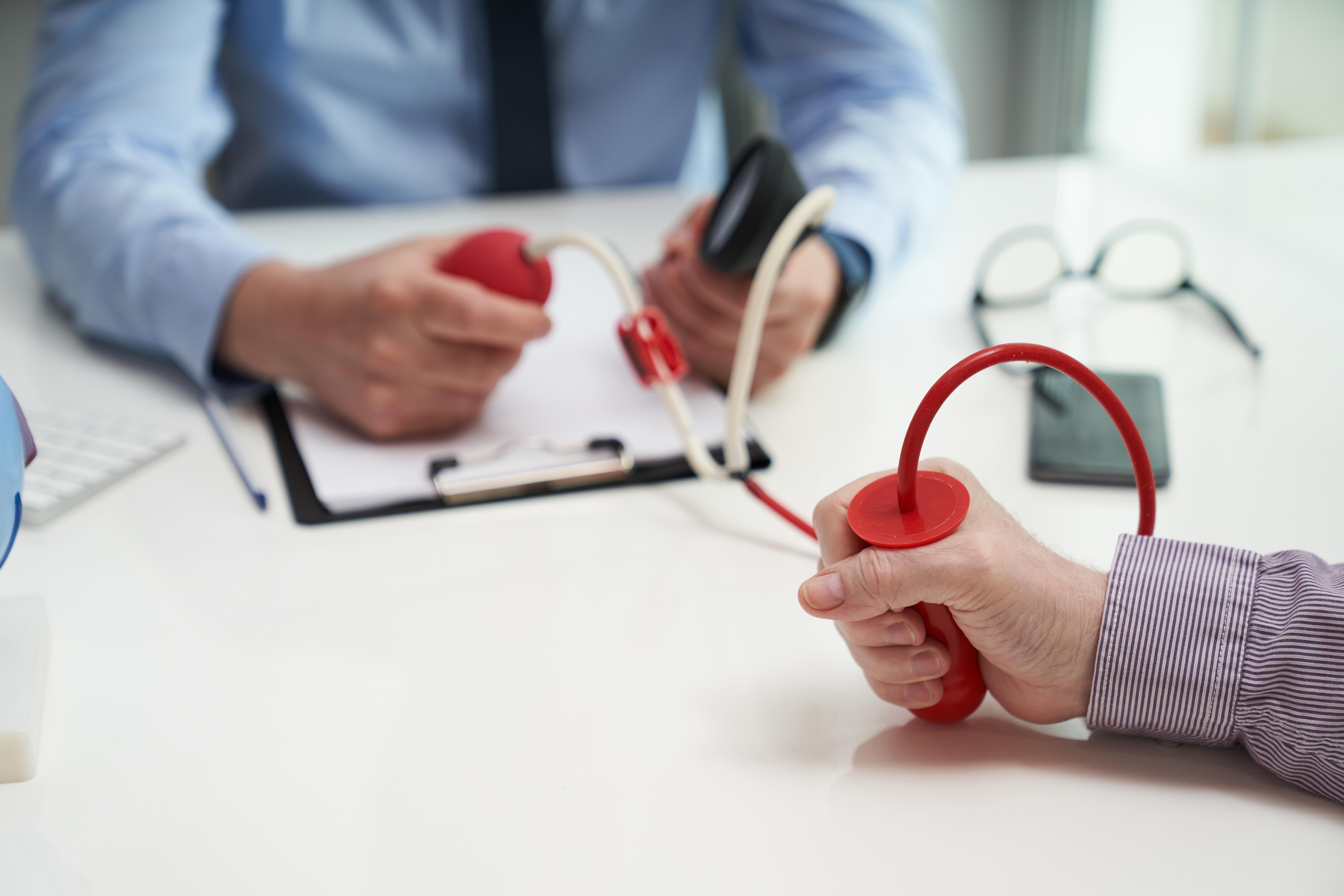 Le risque de diabète de type 2 est réduit d'environ 50% pour chaque unité d'augmentation de la force de préhension (Visuel Adobe Stock 370346417)